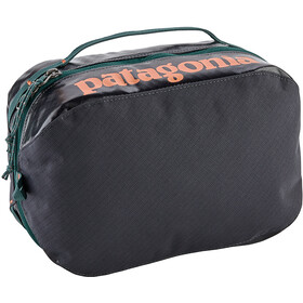 Patagonia Black Hole Cube Toiletry Bag size M, smolder blue